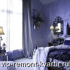 Великолепие сиреневого интерьера - VIP-REMONT-KVARTIR.RU