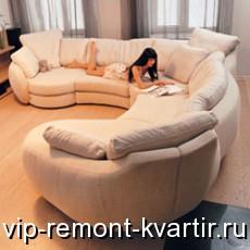 Выбираем модульный диван - VIP-REMONT-KVARTIR.RU