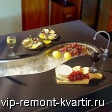 Выбираем раковину для кухни - VIP-REMONT-KVARTIR.RU