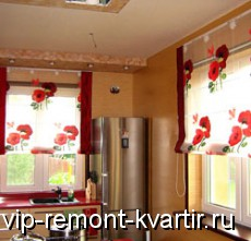 Выбираем жалюзи на кухню - VIP-REMONT-KVARTIR.RU