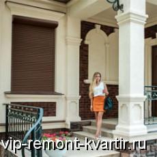 Выбор рольставен - VIP-REMONT-KVARTIR.RU