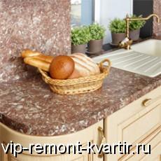 Выбор столешницы - VIP-REMONT-KVARTIR.RU