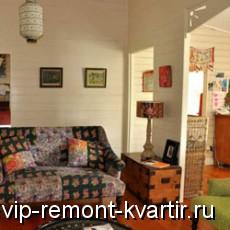 Винтажный интерьер в квартире: «дешево и сердито»! - VIP-REMONT-KVARTIR.RU