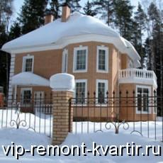 Загородный дом на века - VIP-REMONT-KVARTIR.RU