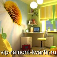 Значение, функции и применение желтого цвета в интерьере квартиры - VIP-REMONT-KVARTIR.RU