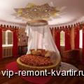 Арабский стиль в интерьере спальни - VIP-REMONT-KVARTIR.RU