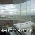 Безрамное остекление - VIP-REMONT-KVARTIR.RU