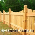 Дачные заборы - VIP-REMONT-KVARTIR.RU