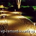 Декоративное уличное освещение - VIP-REMONT-KVARTIR.RU