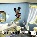 Делаем детскую ванную комнату - VIP-REMONT-KVARTIR.RU