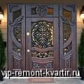 Деревянные входные двери - VIP-REMONT-KVARTIR.RU