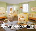 Дизайн интерьера детской комнаты - VIP-REMONT-KVARTIR.RU