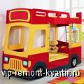 Двухъярусные кровати – мебель для двоих детей - VIP-REMONT-KVARTIR.RU