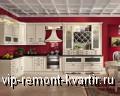 Элегантные белые кухни - VIP-REMONT-KVARTIR.RU