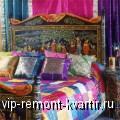Индийский стиль в интерьере - VIP-REMONT-KVARTIR.RU