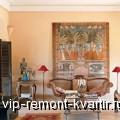 Индийский стиль в интерьере помещений - VIP-REMONT-KVARTIR.RU