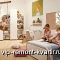 Интерьер комнаты для детей до 10 лет - VIP-REMONT-KVARTIR.RU