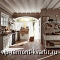 Интерьер квартиры в стиле прованс - VIP-REMONT-KVARTIR.RU