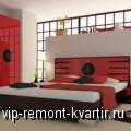 Интерьер спальной комнаты в японском стиле - VIP-REMONT-KVARTIR.RU