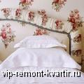 Интерьерные решения: цветочный принт - VIP-REMONT-KVARTIR.RU