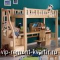 Как изготовить детскую кровать - VIP-REMONT-KVARTIR.RU