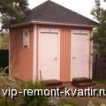 Как построить летний душ и туалет на дачном участке - VIP-REMONT-KVARTIR.RU