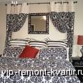 Как самостоятельно сделать декоративное изголовье кровати - VIP-REMONT-KVARTIR.RU