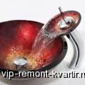Как выбрать стеклянную раковину для ванной комнаты? - VIP-REMONT-KVARTIR.RU