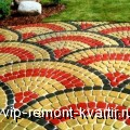 Какую тротуарную плитку использовать для загородного участка? - VIP-REMONT-KVARTIR.RU