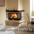 Камин с водяной рубашкой (водяным контуром) - VIP-REMONT-KVARTIR.RU