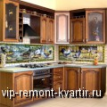 Керамическое панно для оформления кухни - VIP-REMONT-KVARTIR.RU