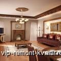 Коричневый цвет в интерьере помещений - VIP-REMONT-KVARTIR.RU