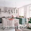 Кухня в скандинавском стиле - VIP-REMONT-KVARTIR.RU