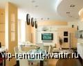 Кухня-столовая - VIP-REMONT-KVARTIR.RU