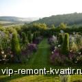 Ландшафтный дизайн: английский стиль - VIP-REMONT-KVARTIR.RU