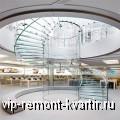 Лестницы из стекла - VIP-REMONT-KVARTIR.RU