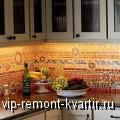Мозаика на кухне - VIP-REMONT-KVARTIR.RU