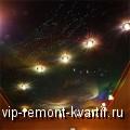 Натяжной потолок – стильно и красиво - VIP-REMONT-KVARTIR.RU