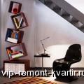 Необычные детали в интерьере - VIP-REMONT-KVARTIR.RU