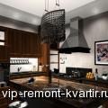 Оформление кухни в стиле арт деко - VIP-REMONT-KVARTIR.RU
