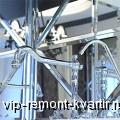 Оформление кухонного фартука зеркалами - VIP-REMONT-KVARTIR.RU