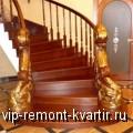 Основные конструктивные элементы лестниц для частного дома - VIP-REMONT-KVARTIR.RU