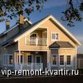 Особенности быстро возводимых зданий по канадской технологии - VIP-REMONT-KVARTIR.RU