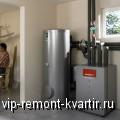 Отопление загородного дома - VIP-REMONT-KVARTIR.RU