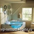 Планирование интерьера ванной комнаты - VIP-REMONT-KVARTIR.RU