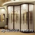 Шкафы-купе. Виды и особенности - VIP-REMONT-KVARTIR.RU