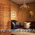 Тростниковые обои в интерьере квартиры - VIP-REMONT-KVARTIR.RU