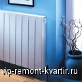 Установка радиатора отопления из алюминия - VIP-REMONT-KVARTIR.RU