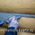 Утепляем деревянный коттедж - VIP-REMONT-KVARTIR.RU