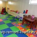 Выбор напольного покрытия для детской - VIP-REMONT-KVARTIR.RU
